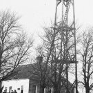 New 5x7 Civil War Photo: Signal Tower at the 14th New York Heavy Artillery HQ