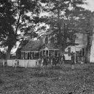 New 5x7 Civil War Photo: Augustine Moore House, Cornwallis Surrender in Yorktown