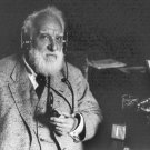 New 5x7 Photo: Telephone Inventor Alexander Graham Bell