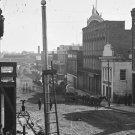 New 5x7 Civil War Photo: Federal Wagon Train on Marietta Street in Atlanta