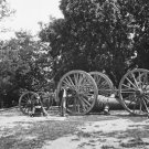 New 5x7 Civil War Photo: Sling Cart, Fort Darling at Drewry Bluff on James River