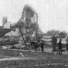 New 5x7 Civil War Photo: Destruction after the Battle of Fredericksburg