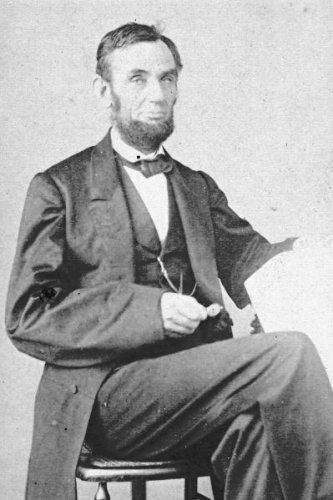 New 5x7 Civil War Photo: President Abraham Lincoln in 1863