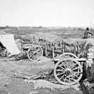 New 5x7 Civil War Photo: Confederate Defenses East of Peachtree Street, Atlanta