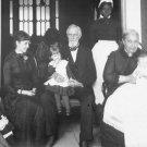 New 5x7 Civil War Photo: CSA Confederate President Jefferson Davis & Family