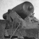 New 5x7 Civil War Photo: 'Jeff Davis' Rodman Gun in Battery at Port Royal