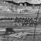 New 5x7 Civil War Photo: Horses & Guns of the 17th New York near Washington