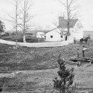 New 5x7 Civil War Photo: Thornton House Near Sudley Ford, Bull Run - Manassas