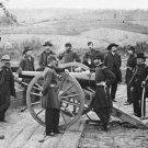 New 5x7 Civil War Photo: Union General William Tecumseh Sherman in Atlanta