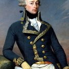 New 5x7 Photo: Revolutionary War Gen. Gilbert du Motier, Marquis de Lafayette