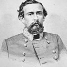 New 5x7 Civil War Photo: CSA Confederate General Laurence Baker