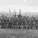 New 5x7 Civil War Photo: The Famous Irish Brigade, 69th New York Infantry