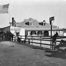 New 5x7 Civil War Photo: Port Office & Saloon at Fortress Monroe