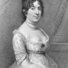 New 5x7 Photo: First Lady Dolley Madison, wife of President James Madison