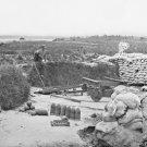 New 5x7 Civil War Photo: Confederate Battery at Yorktown, Virginia