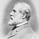 New 5x7 Civil War Photo: Profile Portrait of Confederate General Robert E. Lee