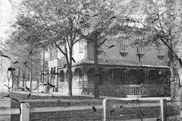 New 5x7 Civil War Photo: Gen. William Tecumseh Sherman Headquarters in Savannah