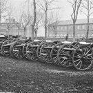 New 5x7 Civil War Photo: Park of Wiard Guns at the Arsenal in Washington