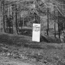 New 5x7 Civil War Photo: Grave of CSA Gen. JEB Stuart in Hollywood Cemetery