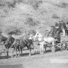 New 5x7 Photo: Last Trip of the Deadwood Stage Coach in South Dakota, 1890