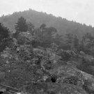New 5x7 Civil War Photo: Big Round Top from Little Round Top, Gettysburg
