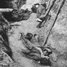 New 5x7 Civil War Photo: Dead Confederate Soldiers in Trenches of Fort Mahone