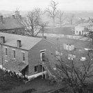 New 5x7 Civil War Photo: 1864 View of Nashville, Tennessee