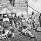 New 5x7 Civil War Photo: Allen Farm Near Williamsburg Road at Yorktown, VA