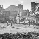 New 5x7 Civil War Photo: CSA Gen. John B. Magruder's Headquarters at Yorktown