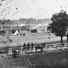 New 5x7 Civil War Photo: Gen. George McClellan's Headquarters at Yorktown