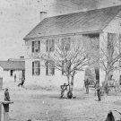 New 5x7 Civil War Photo: View of Court House at Yorktown, Virginia