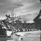 "New 5x7 World War II Photo: ""Water Buffalo"" Line for Invasion of Cape Sansapor"