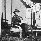 New 5x7 Civil War Photo: General Ulysses S. Grant at Headquarters, Cold Harbor