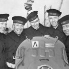 New 5x7 World War II Photo: The Sullivan Brothers, Lost on the USS JUNEAU