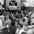 New 5x7 NASA Photo: Mission Control Celebrate the Apollo 11 Lunar Landing