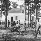 New 5x7 Civil War Photo: The Quarles House at Fair Oaks, Virginia 1862