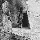 "New 5x7 Civil War Photo: ""Cornwallis Cave"" at Yorktown, Virginia"