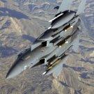 New 5x7 Photo: F15E Strike Eagle During Operation Mountain Lion