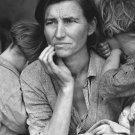 New 5x7 Photo: Migrant Mother of the Great Depression