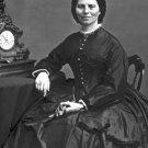 New 5x7 Civil War Photo: Nurse Clara Barton, Angel of the Battlefield