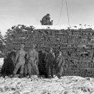 New 5x7 World War II Photo: Pathfinder Unit of the 101st Airborne in Belgium