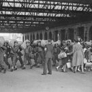 New 5x7 World War II Photo: Troops Arrve in London During Evacuation