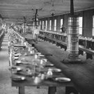 New 5x7 Civil War Photo: Mess Hall at Harewood Hospital, Washington