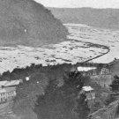 New 5x7 Civil War Photo: Shenandoah River at Harpers Ferry