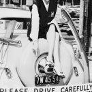 New 5x7 World War II Photo: Actress Rita Hayworth Helps the War Effort