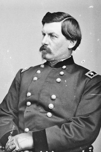 New 5x7 Civil War Photo: Federal General George Brinton McClellan