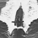 New 5x7 Photo: USS Robert E. Lee, George Washington-class Submarine