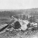 New 5x7 Civil War Photo: Allatoona Pass in Georgia, 1861