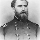 New 5x7 Civil War Photo: Union - Federal General Charles Cruft