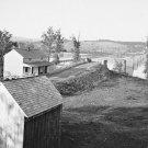New 5x7 Civil War Photo: Pontoon Bridge Near Sharpsburg, Antietam Battlefield